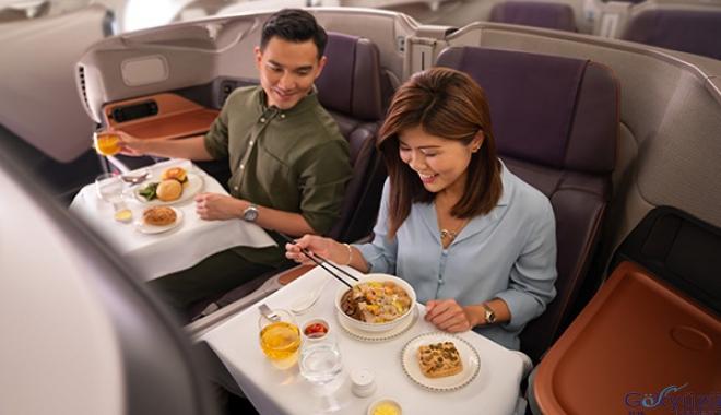 Singapur Hava Yolları deneyim paketini başlatıyor