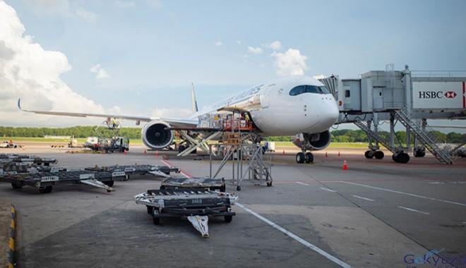 Singapur Hava Yolları IATA CEIV Fresh sertifikanı aldı