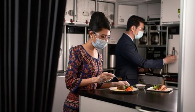 Singapur Hava Yolları ve Scoot, Skytrax 5 Yıldız aldı