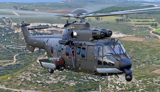 #Singapur, ilk H225M helikopterini teslim aldı