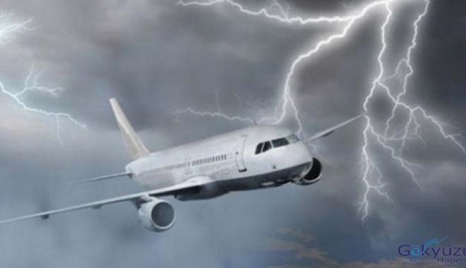 Sivasspor kafilesine şok! Uçağına yıldırım isabet etti...