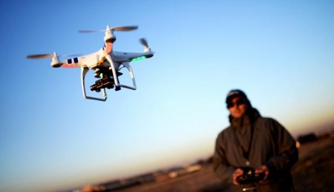 Drone Uçuşuna Yasak Getirildi