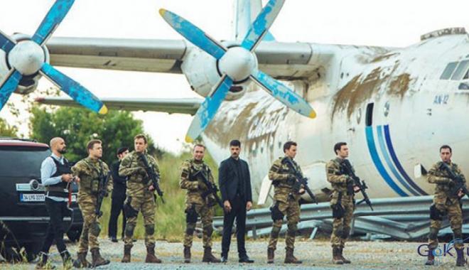SÖZ dizisi Atatürk Havalimanı'nda çekildi!