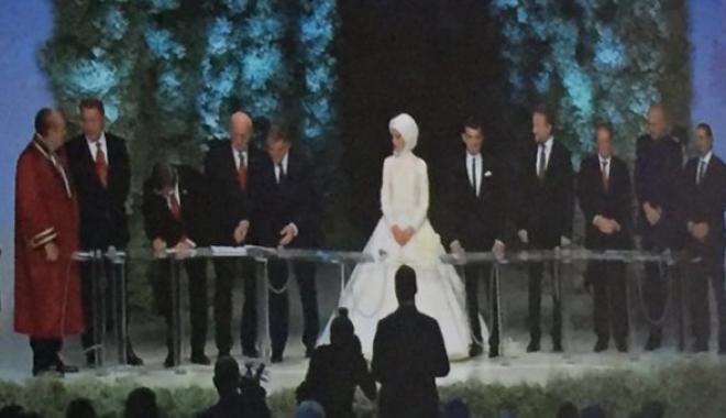 Sümeyye Erdoğan İle Selçuk Bayraktar'ın Nikahını Kadir Topbaş Kıydı