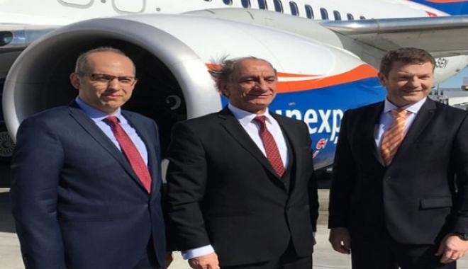 SunExpress, DHMI Antalya Başmüdürüne Ziyaret