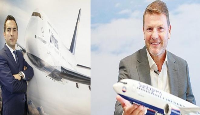SunExpress ve Lufthansa uçakta koltuk ücretsiz