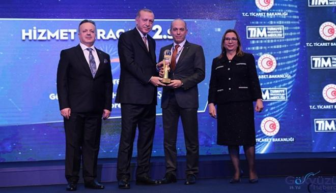 SunExpress'e ikincilik ödülü!