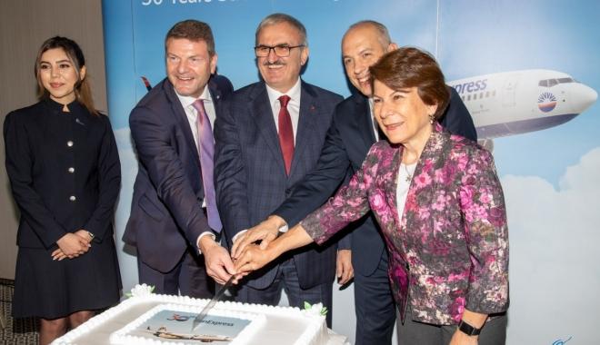 SunExpress'ten Antalya'da rekor kapasite artışı!