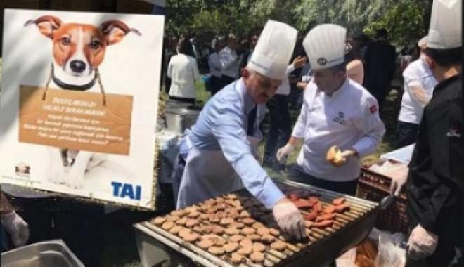Temel Kotil, Hayvan Eti Yiyerek Hayvanlara Destek Verdi