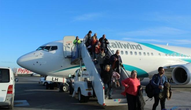 Tailwind Kıbrıs'a İlk Seferini Gerçekleştirdi