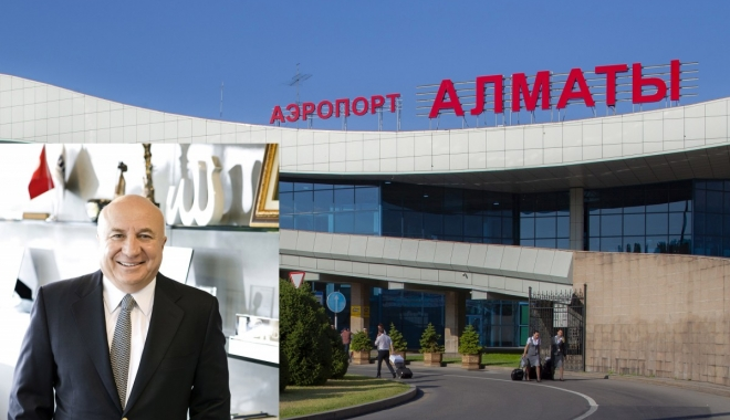 TAV, Almatı Havalimanı'nı işletmeye başladı