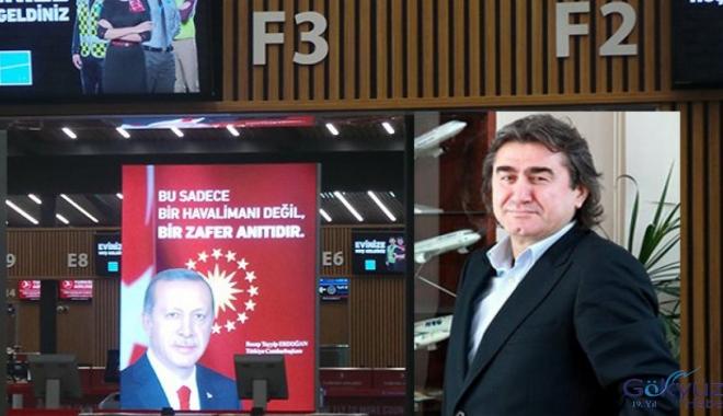 TAV ortaklığı,İstanbul havalimanı'nı uçurur...