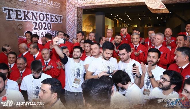 TEKNOFEST 2020 Gaziantep'te start verildi!