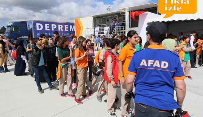 Teknofest Atatürk Havalimanı'nda kapılarını açtı
