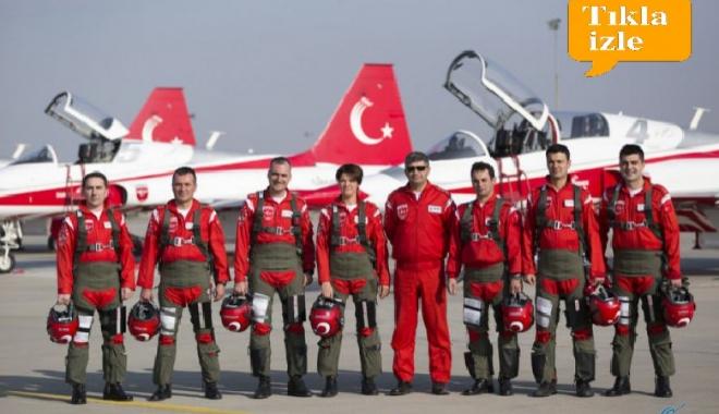 TEKNOFEST'e Türk Yıldızları imzası