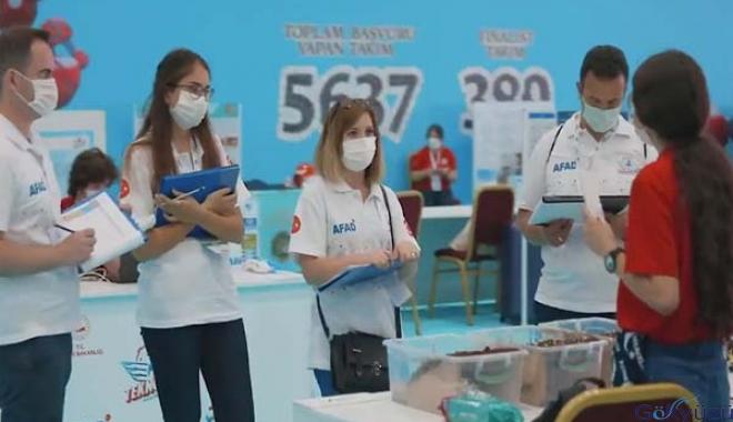 TEKNOFEST İnsanlık Yararına Teknoloji Yarışması(video)