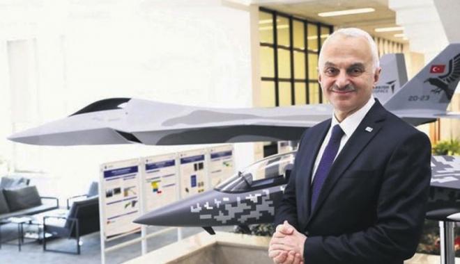 Temel Kotil,İnsansız Savaş Uçağı Üzerinde Çalışıyoruz