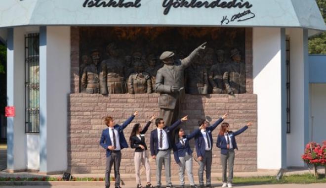 THK Genç Kanatları Yurt Dışına Gönderiyor