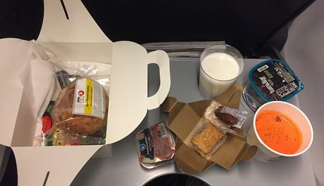 THY'den uçakta özel iftar paketi!