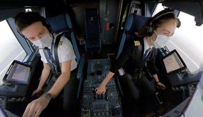 #THY, Dünya Pilotlar Günü'nü unutmadı!video