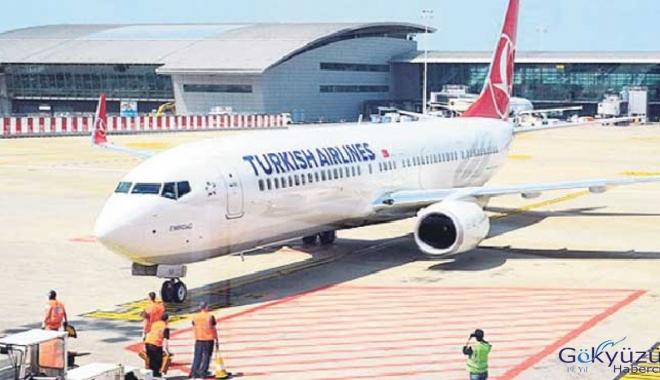 THY İstanbul uçağı hasta yolcu için acil indi!