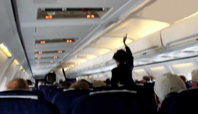 THY İstanbul uçağında klima arızası!