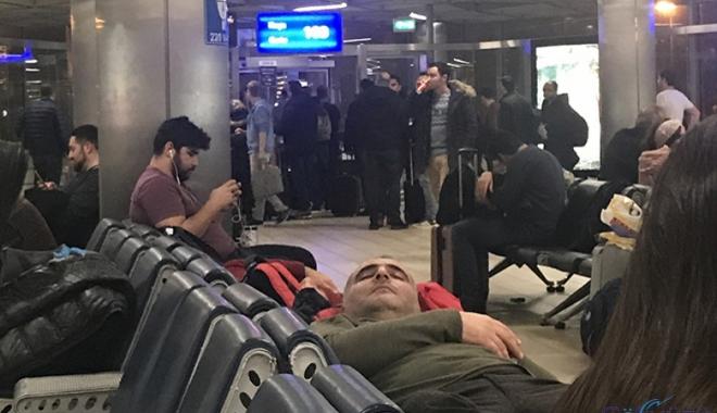 THY İzmir uçağı pilot gelmeyince rötar yaptı!