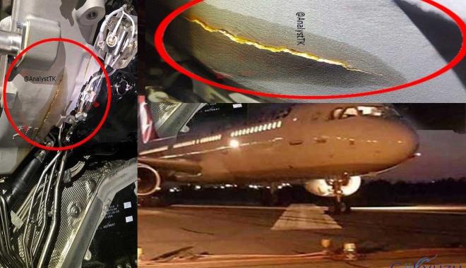 THY'nin arızalı uçağı İstanbul'a döndü!