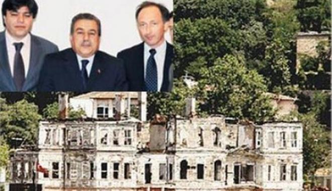 THY'nin Boğaz'ın Altındaki  Lüks Oteli