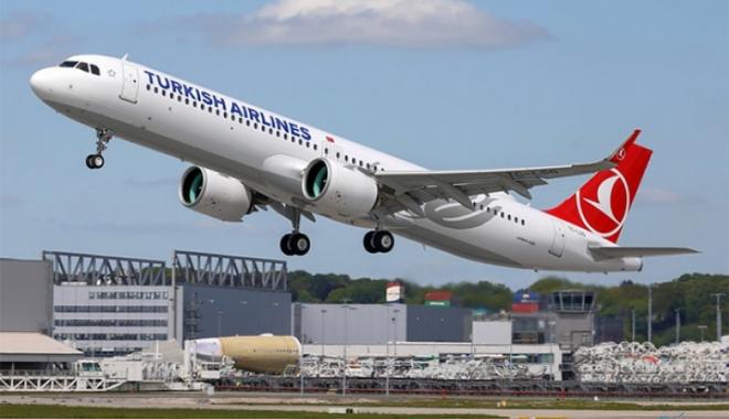 THY'nin yeni A321 Neo'su geldi!