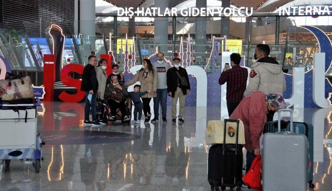 THY, Nisan ayında 2,4 milyon yolcu taşıdı