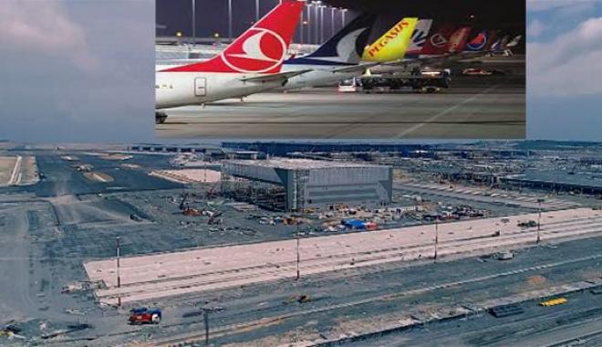THY özel havayolunun arsasını zorla aldı!