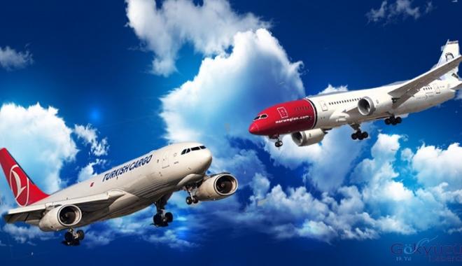 THY uçağı az daha çarpışıyordu!