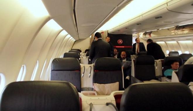 THY uçağında bulaşıcı hastalık paniği!