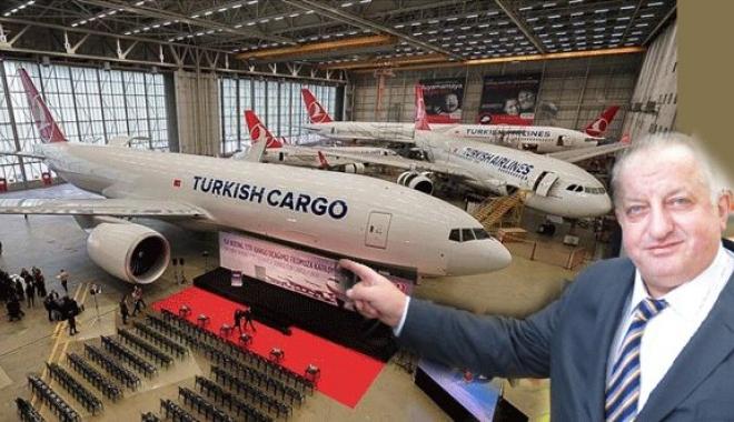 THY Uçakları Hangarda Yatıyor!