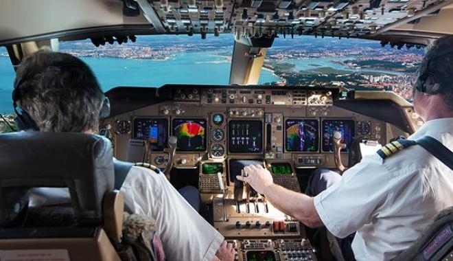 THY'de Pilot 'Mesai Saatim Doldu' Dedi ve Gitti