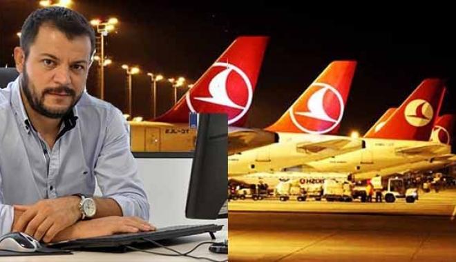 THY'deki 200 yabancı pilotun istifası cebinde!