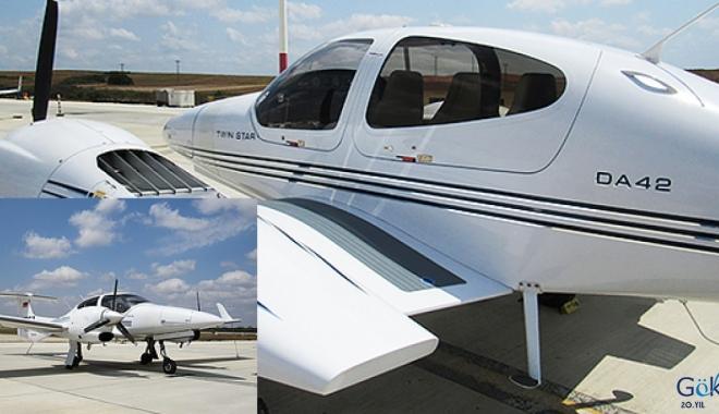 Top Air uçağı icradan yarı fiyatına satışta!
