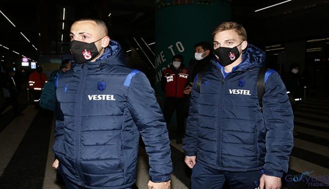 Trabzonspor, 11 eksikle İstanbul'a gitti