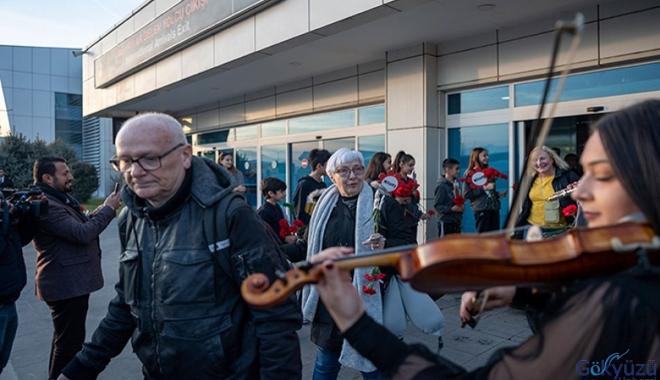 Turistler yeni yılı Erciyes'te karşılayacak.