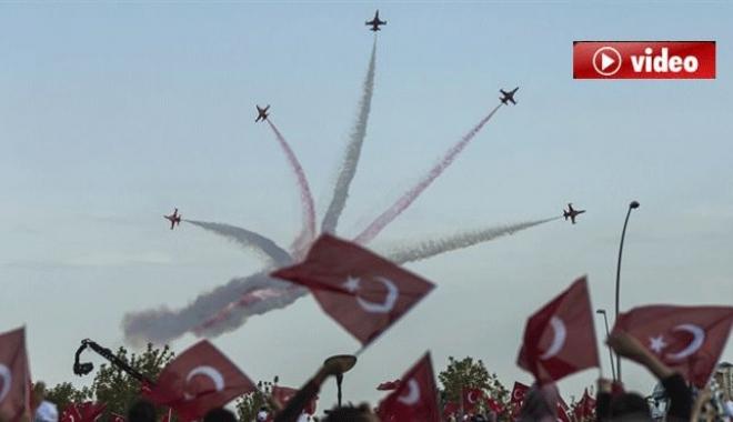 Türk Yıldızları ,Solo Türk