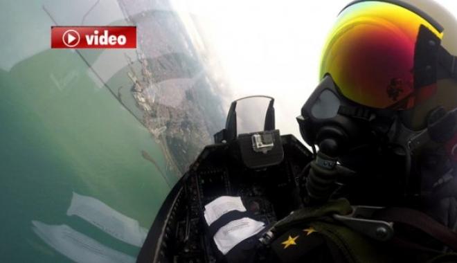 Türk Yıldızları  Kokpit Kamerasında video
