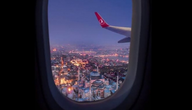 #TurkishAirlines Hoşgeldin Ramazan!video