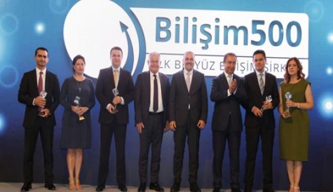 Türkiye Bilişim Sektörünün 'En'leri Ödüllendirildi