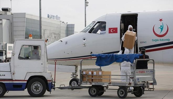 Türkiye'den KKTC'ye 20 bin doz Sinovac aşısı(video)