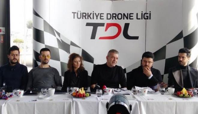 Türkiye Drone Ligi, TDL Drone Üretimine Başlıyor
