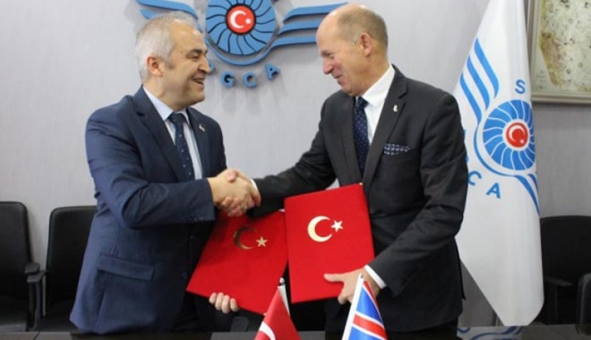 Türkiye ile İngiltere arasında işbirliği anlaşması!
