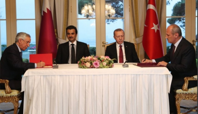 Türkiye-Katar seferleri haftalık 63'e çıktı!