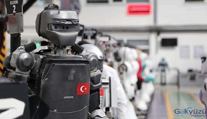 Türkiye, robot asker timi oluşturacak