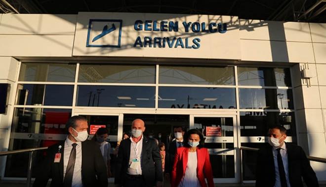 Türkiye'ye gelen Rus heyeti çalışmalarına başladı#video